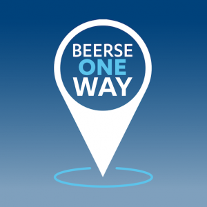 Beerse One Way Icon