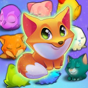 Link Pets: Match 3 puzzle game with animals Icon