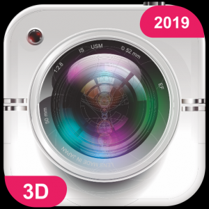 3D Camera Full HD 2020 -3D Effect, 3D Photo Editor Icon
