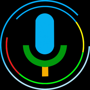 Smooth Voice Search Icon