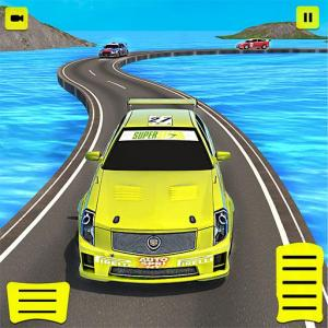 GT Racing Car Stunts Driving - Mega Ramps Races Icon
