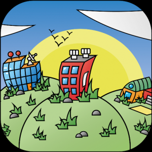 Town Planner Icon