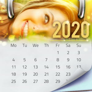 Photo Calendar Maker 2020 Icon