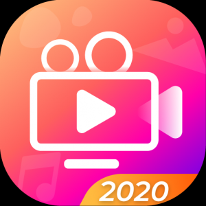Photo Video Maker : Movie Maker With Music & Songs Icon