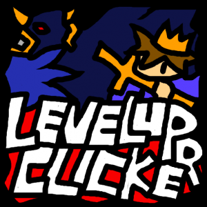 Levelup Clicker Icon
