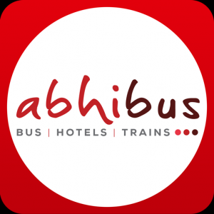AbhiBus - Book Bus and IRCTC Train tickets online Icon