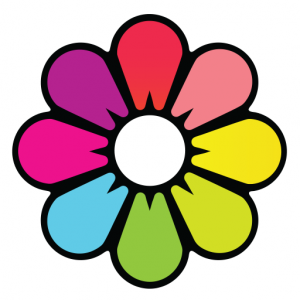 Recolor: Adult Coloring Book - Color and Relax Icon