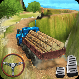 Offroad Transport Truck Driving - Jeep Driver 2020 Icon