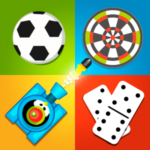 Party Games: 2 3 4 Player Mini Games Icon