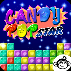 Candy Pop Star Icon