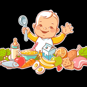 Baby Led Weaning - Guide & Recipes Icon