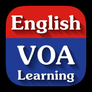 VOA Learning English: Listening & Speaking Icon