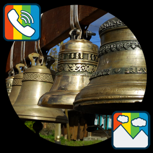 Bell - RINGTONES and WALLPAPERS Icon