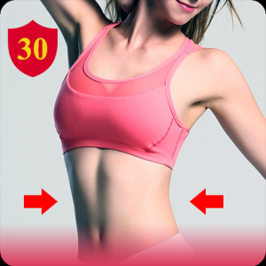 Women Workout - Female Fitness at Home Workout Icon