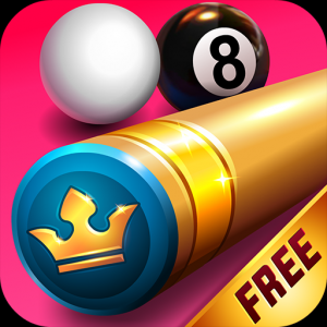 8 Ball Pool Game Online - Pool King Icon