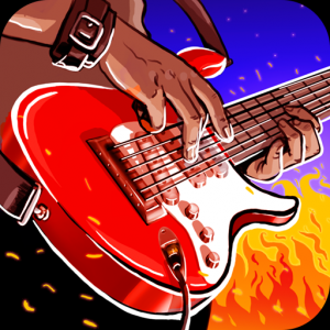 Real Electric Guitar Icon