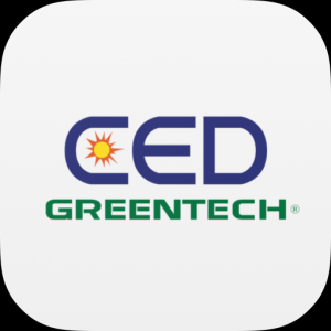 CED Greentech Connect Icon
