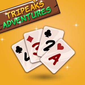 TriPeaks Adventures Icon