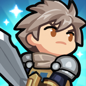 Raid the Dungeon : Idle RPG Heroes AFK or Tap Tap Icon