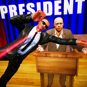 Bodyguard - Protect The President 2019 Icon