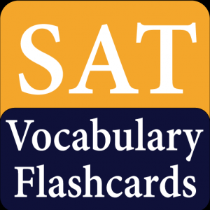 Vocabulary for SAT - Flashcards, Tests, Words Icon