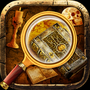Hidden Objects Mystery  Houses Icon