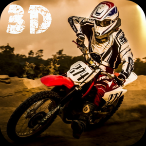 🏍️ Extreme Dirt Bike Racing Xtra Obstacle Course Icon