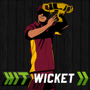 Hit Wicket Cricket - West Indies League Game Icon