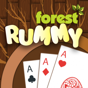 Forest Rummy Icon