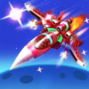 Galaga Assault: shoot virus with sky fighters 2020 Icon