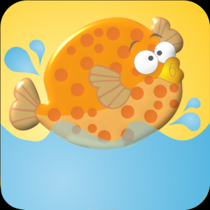 Kids science game with water Icon