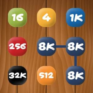 Numbers Merge - Match game with a twist Icon