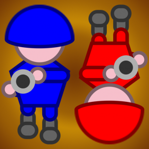 Battle for 2 players Icon