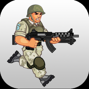 Metal Soldier Squad Icon