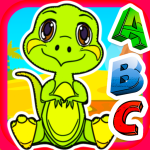 Dinosaur Games Free for Kids Icon