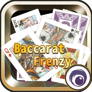 Baccarat Frenzy Icon