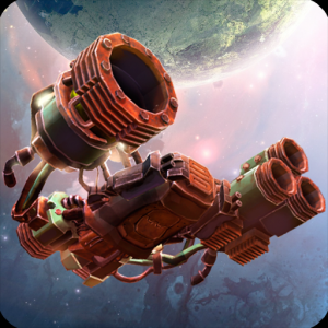 SpaceJunk Rumble: Real-time PvP Arcade Icon