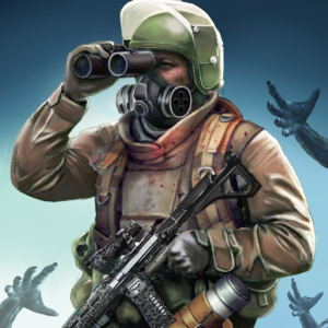Rise of Dead Trigger Frontline Zombie Shooter Icon