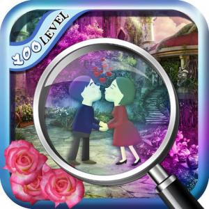 100 Levels Love Hidden Objects Game Icon