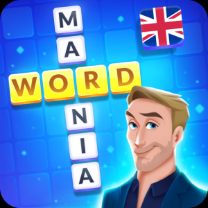 Word Mania – a word game in English Icon