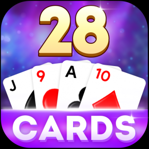 28 Card Multiplayer Poker Icon