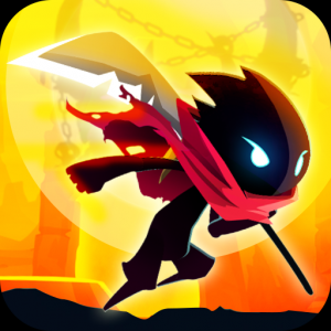 Shadow Stickman: Fight for Justice Icon
