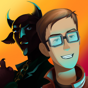 Angelo and Deemon: One Hell of a Quest Icon