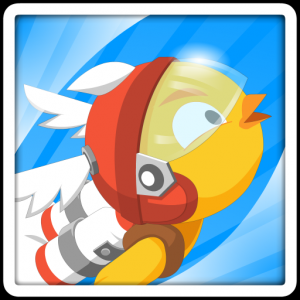 Jetpack High: a bird story Icon