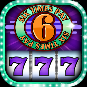 Classic Slots 💰 6x Pay Times Icon