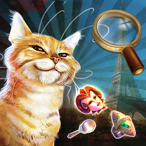 Secrets of Paris: Hidden Objects Game Icon