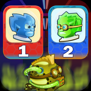 Two Heroes & Monsters (two-player game) Icon