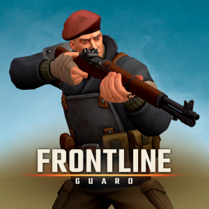 Frontline Guard: WW2 Online Shooter Icon