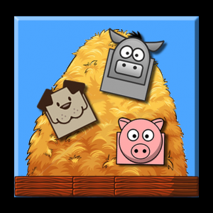 Barn Tower (Physics Game) Icon