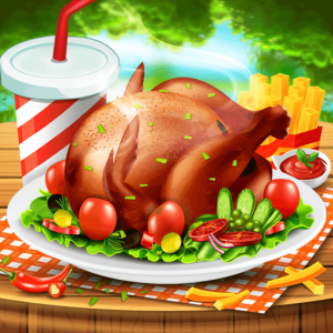 Cooking Crush - Madness Crazy Chef Cooking Games Icon